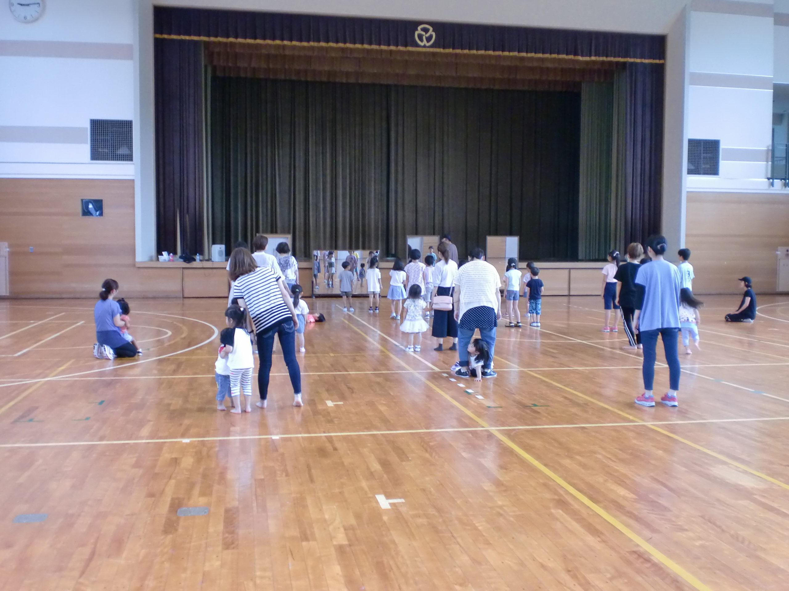 親子・キッズスポーツ教室