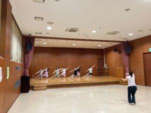 Jr.バレエ教室 @ 三和スポーツセンター